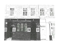 Edinburgh shop front drawings