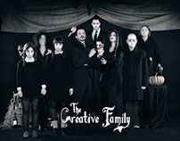 The Creative Family || Photography