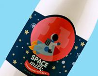 Space milk