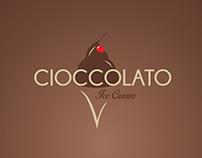 Cioccolato Logo Concept