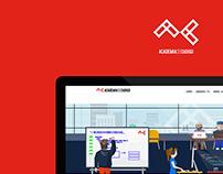 Academia de Código // Illustrations