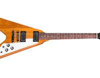 Popular Electric Guitar Models