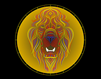 Lion-Illustrations