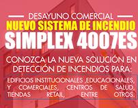 Artilec Rubro Incendio Simplex