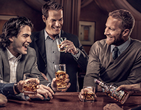 Chivas Regal - Color Work & Retouching