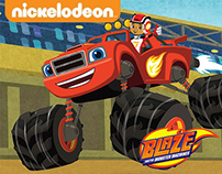 Blaze and the Monsters Machines 's Test (@Nickelodeon)