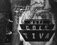 Musicoletiva Logo & Brand Identity
