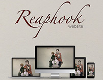 Reaphook | Website