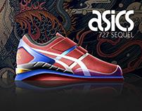 The Asics 727 Sequel