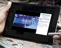 Creación de contenido - DAESP S.C.