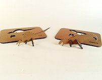 Kartonowe dinozaury - 5 – wpadki