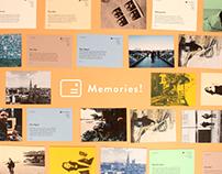 Memories – D&AD Arjowiggins – Stop Motion