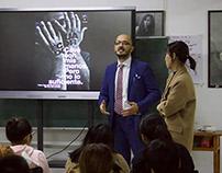 "Visiting Professor ""Hongyu School"" / Ottobre 2019"