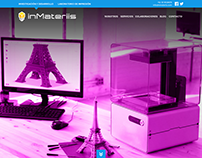 inMateriis: 3d printing website