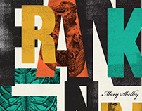 Mary Shelley's Frankenstein - Illustrated Edition