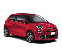 Nuova Fiat 500 2022