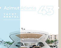 Yacht Rental - Brochure