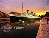 Piano City Milano copy Ad + Key visual.