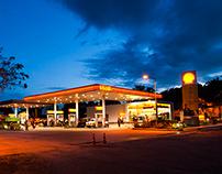 Shell Petrol Bunk