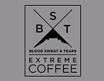 Blood, Sweat & Tears Extreme Coffee