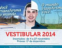 Vestibular FEIT - 2013/2014