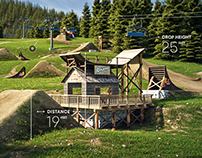 RED BULL JOYRIDE 2016 | Track Explanation