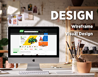 Design Phase of APS E-commerce Website