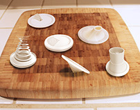 Easy Peasy: Mason Jar Kitchen Attachments