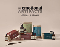 Aesop - The Emotional Artifacts