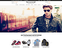 Cs-cart shop design. ecommerce woocommerce online