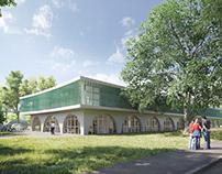Berliner Wasserbetriebe – Betriebsgebäude