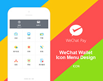 WeChat Pay Hong Kong Wallet - Icon Redesign Mockup