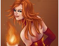 Lina (Dota 2)