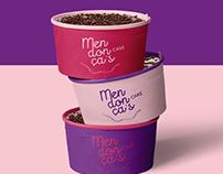Mendonça's Cake   Logotipo