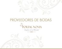 Contenido Digital - Portal Novia - Proveedores