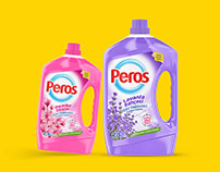 Peros Packaging Design