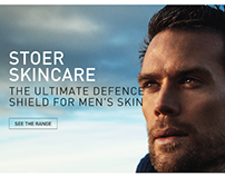 Stoer Skincare: Magento Ecommerce Build and UX