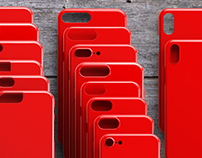 iPhone cases mock-up