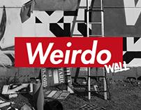 Weirdo Wall