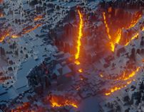 Recursive Abstract Terrain - Vol2