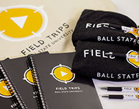 Ball State Field Trips - Branding