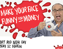 Red Nose Day 2015 - Robert Dyas
