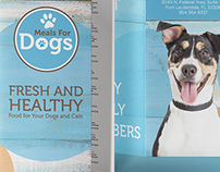 Meals For Dogs Brochure