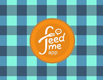 Feed Me App - Motion animation