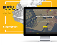 Landing Page. Outsource.