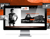 RioMan Underwear Website | Web Design