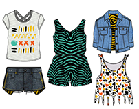 Girls Middle East Market - Capsule Collection