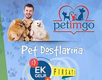 Petimgo Afiş + Logo