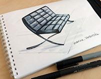 Эскиз мебели Sketch