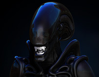 "Alien ""Xenomorph"""
